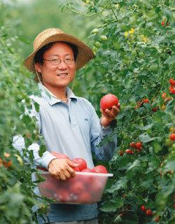 문화농, 생태농 꿈꾸는 농부 박래훈