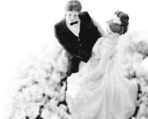 '사랑'으로 맺어진 꿈의 결혼식?