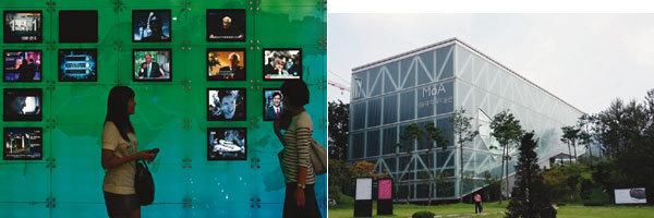 대학 캠퍼스, 첨단 디자인과 만나다!