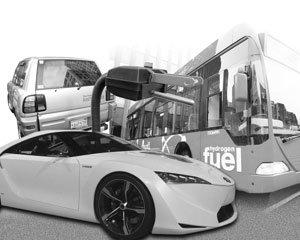 '친환경 미래 차를 선점하라!' 세계의  그린 카 전쟁