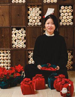 '한국의 타샤 튜더'디자이너 이효재