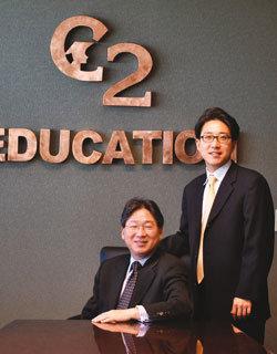 미국 대입교육 보급하는 C2 에듀케이션 회장 김재승