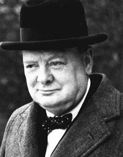 윈스턴 처칠 전 영국 총리