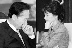 친이 vs 친박 4월 대란설