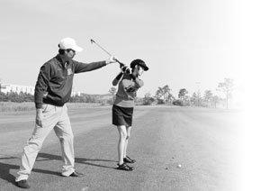 아내 관리가 골프경영의 첫째 조건