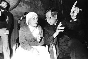 가난한 이들의 어머니 테레사 수녀