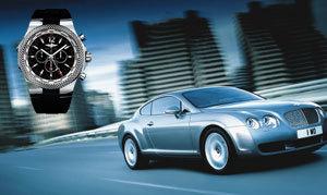 자동차와 시계
