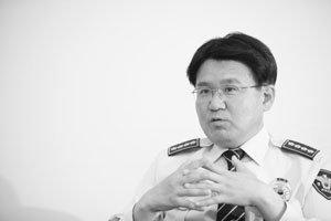 한국 경찰의 자존심 황운하 총경