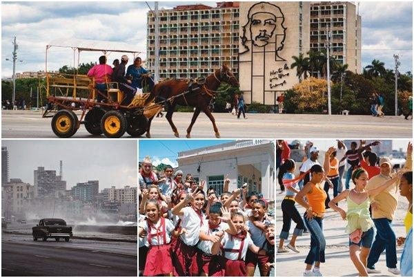 쿠바를 걷다