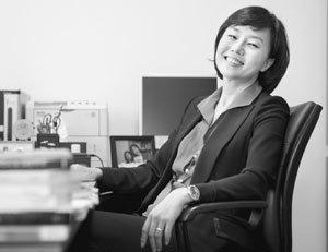 예술정치 꿈꾸는 한나라당 조윤선 대변인