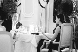 007의 첫 연인 베스퍼,        그리고 마티니