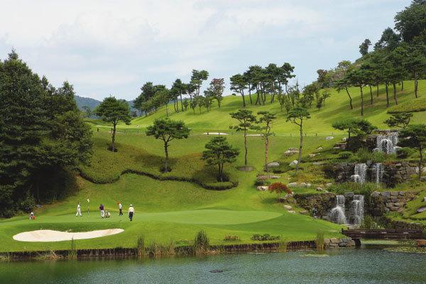 명문 골프장 탐방 & 한설희 프로의 원 포인트 레슨 크리스탈밸리 CC