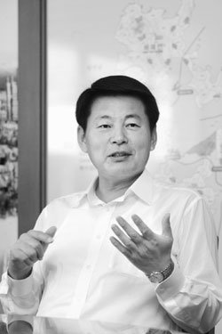서삼석 군수가 꿈꾸는 '중국 기업도시' 프로젝트