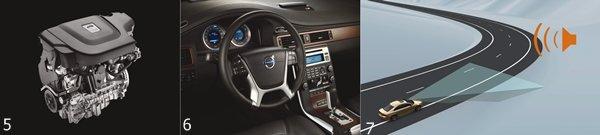 New Volvo S80 D5