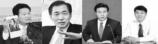 전국 16개 광역단체 '시·도지사 적합도' 여론조사