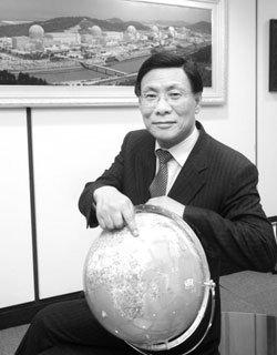 한국수력원자력 김종신 사장