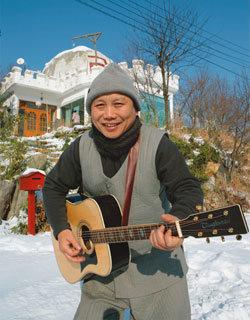 노래하는 승려 무상스님