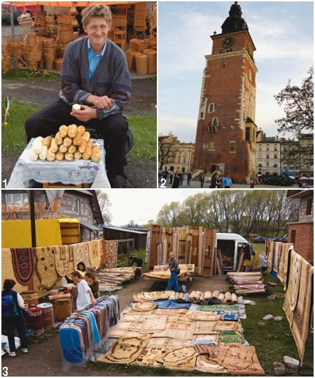 조잡해서 반가운 폴란드 시골시장