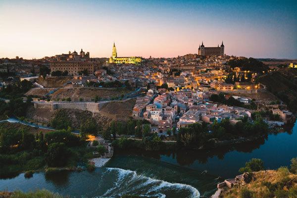 기독교와 이슬람이 공존하는 땅, 스페인