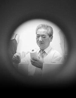 북한 주민 돕다 전 재산 날린 김정태의 눈물