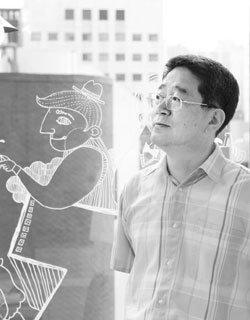 전통태교 연구하는 물리학자 김수용 KAIST 교수
