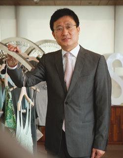 옥수수 의류 세계시장 알리는 세아상역(주) 대표 김태형