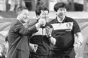 원정 월드컵 16강 '始祖' 허정무