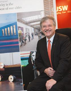독일 관광 홍보차 방한한 피터 블루멘슈텡겔 독일관광청 아시아·오스트레일리아 지구 총괄국장