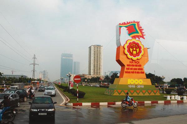 국제도시 비상(飛上) 꿈꾸는 천년고도 베트남 하노이