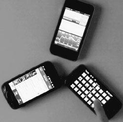중년 명사들의 스마트폰 체험기
