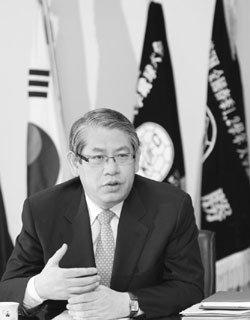 박종구 아주대학교 총장직무대행