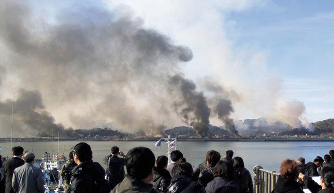 [정밀탐구] 연평도 피폭 데이터로 분석한 북한 장사정포 서울 공격 시뮬레이션