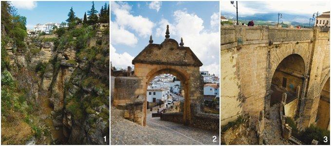 릴케와 헤밍웨이가 사랑한 마을 스페인 론다