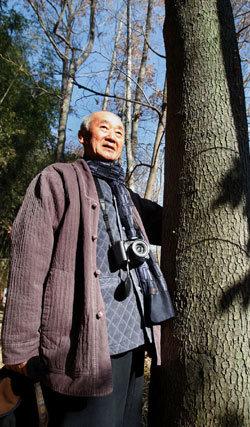 """""""나무가 나의 神, 참나무 많아야 참사람 많아져"""""""