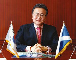300조원대 해상풍력 시장 알리는 스코틀랜드 국제개발청 한국 대표 장헌상