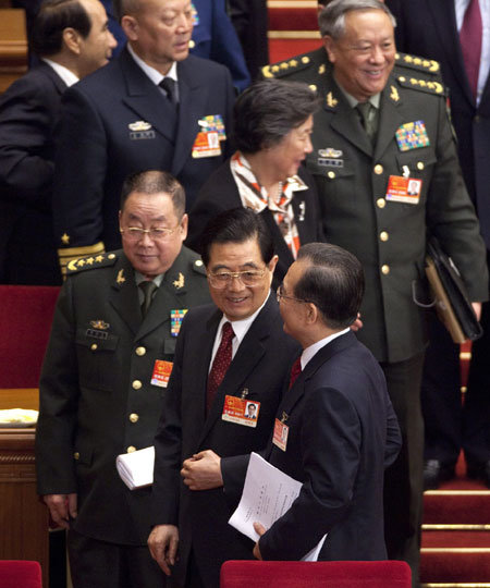 2022년 시진핑·리커창 이어 정상 노릴 6세대 삼두마차