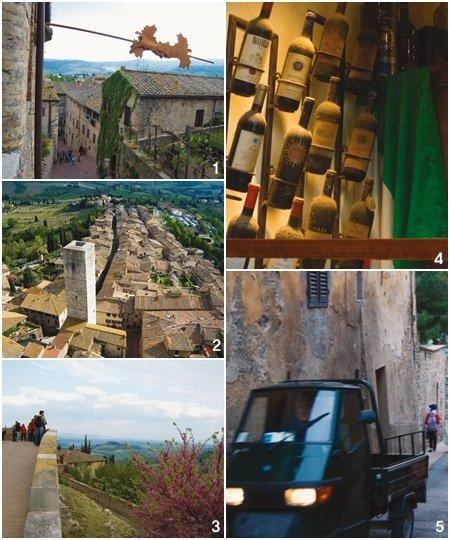 이탈리아 산 지미냐노 : 신동아