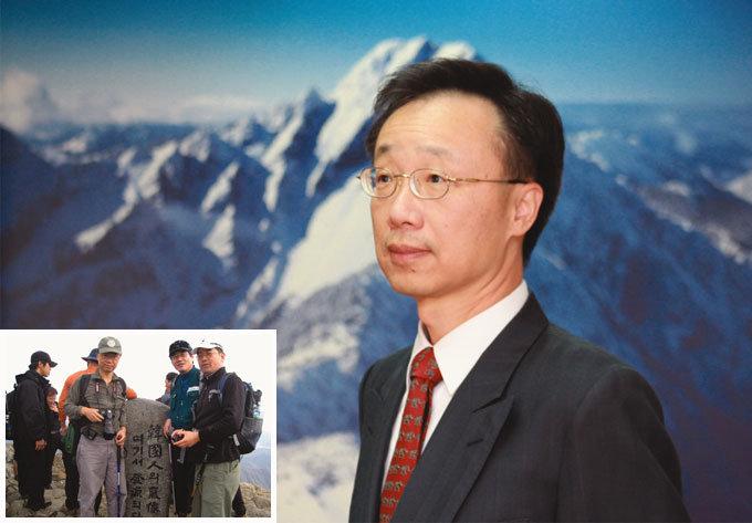 주한 타이베이대표부 로우티엔홍 총영사