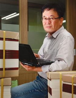 '한국의 스티브 잡스' 탄생 꿈꾸는  현준만  ㈜아트앤스터디 대표