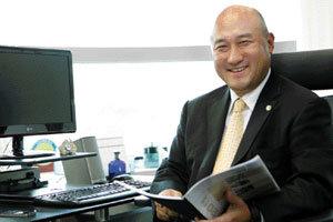 짐 림 주한 호주상공회의소 회장