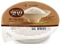 한국 포장밥 대명사 햇반 성공 비결