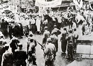 전쟁 피로증 심해지자 한국 정치상황 탓하며 휴전 촉구