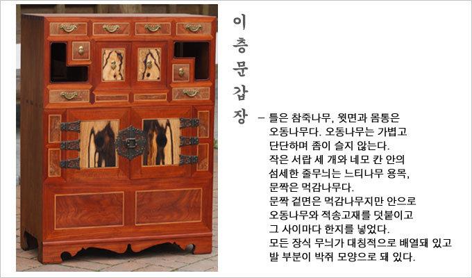 '천년의 꽃' 전주장 되살려낸 대한민국 소목명장 1호 소병진