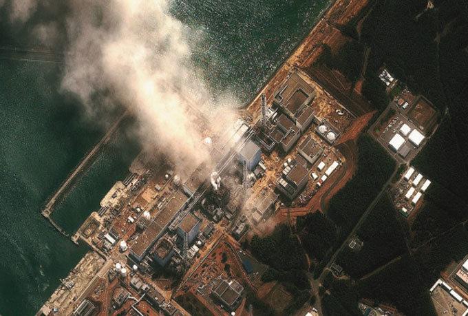 그날 이후의 후쿠시마 제1발전소