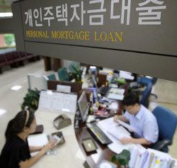 비은행권 중심 생활자금, 자영업 대출 급증