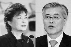 박근혜 'SNS의 진보 우위' 속설 깨뜨려…문재인  성장 가능성 높은 진지(陣地)  구축