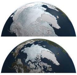 자원과 신항로 찾아 '북극 전투' 나서는 중국
