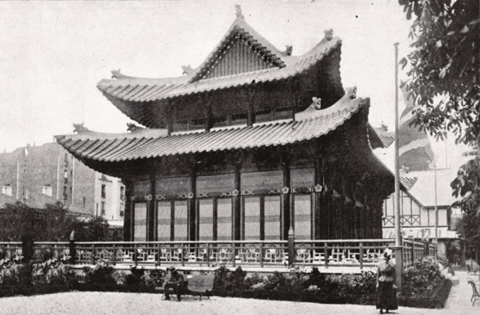 1900년 파리, 그곳에 국악 展