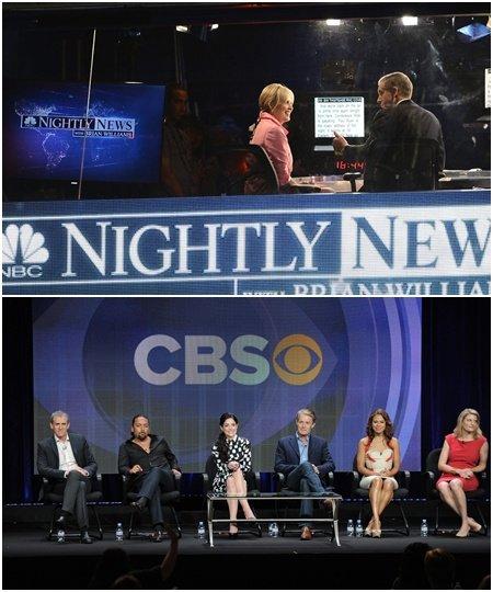 NBC VS CBS