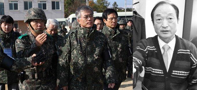 """""""문재인 수석이 보안법 폐지 총대 메달라 했다"""""""